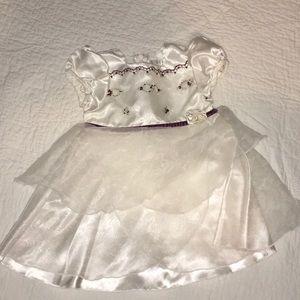 Little girls sz 24months fancy dress
